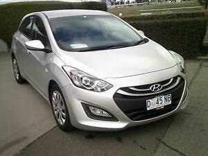 2013 Hyundai i30 Hatchback Devonport Devonport Area Preview