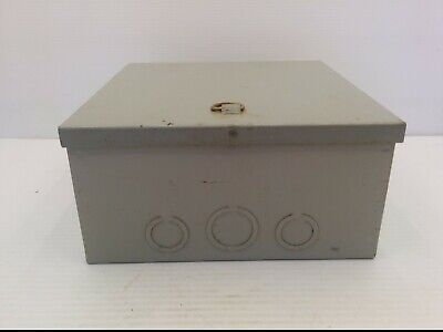 Bel Products Electrical Enclosure Juntion Box 8 X 8 X 4