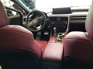 Almost New RX350 F-3 Sport Fully Loaded Less than 20,000 KM