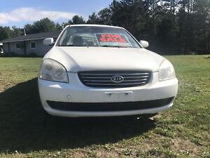 2007 Kia Magentis / want gone make an offer