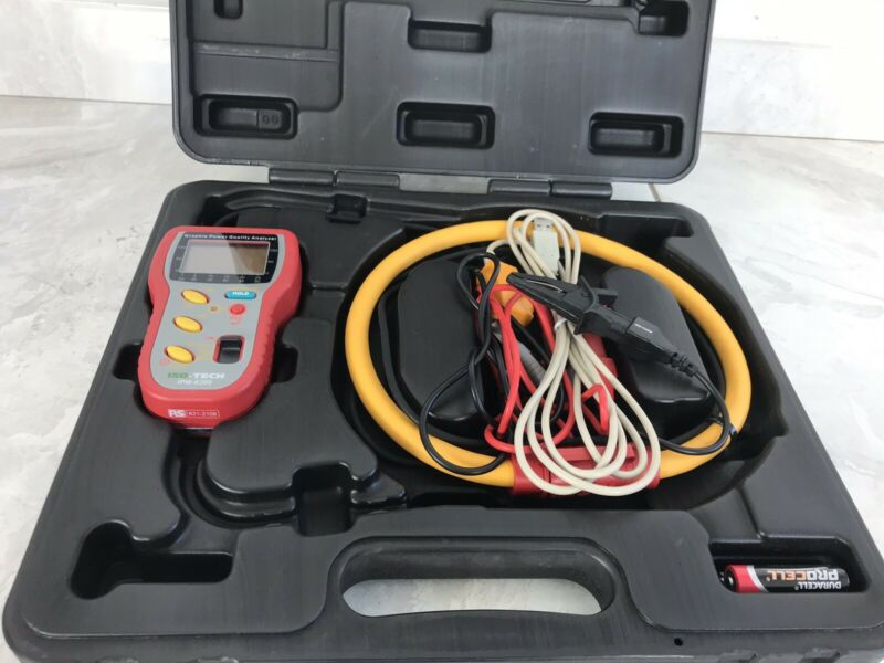 ISO-Tech IPM-6300 Graphic Power Quality Analyzer