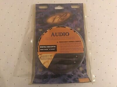 Audio interconnect Subwoofer cable single RCA to RCA 20' -