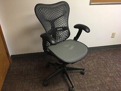 Herman Miller Mirra Office Chair - Adjustable Model