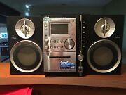 Aiwa Sony Corp. AWP-ZX7 Micro Hi-Fi Component System Altona Meadows Hobsons Bay Area Preview