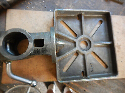 Vintage Atlas Model 53 Drill Press Tilt Table Assembly