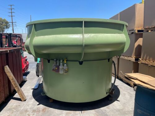 Almco Vibatory bowl 100 inches good liner