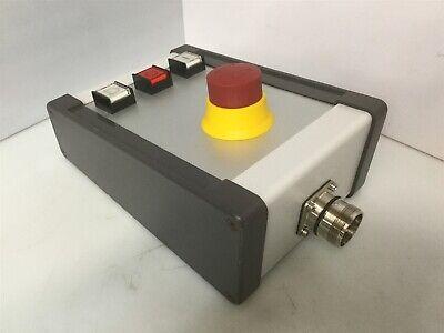 Trumpf 05-04-79-00 Laser Controller 12-pin Fits Hl 62 P Pulse Yag Laser Fiber