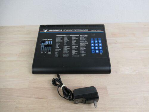Vintage Videonics SE-1 Sound Effects Mixer Digital Audio Machine