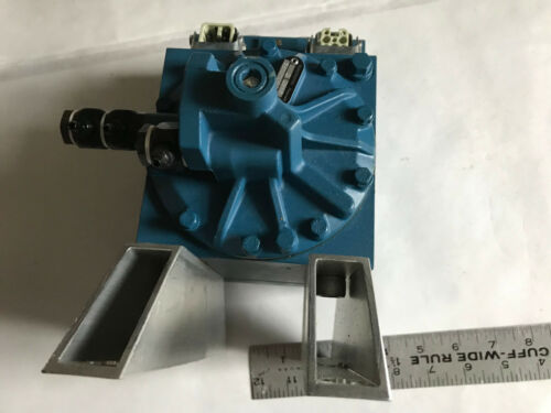 REXROTH 5610105010 PNEUMATIC PRESSURE RELIEF VALVE WITH MOUNT 2 2693,SH