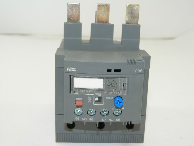 ABB TF96-96 Thermal Overload Relay 84-96a NEW 1yr Warranty