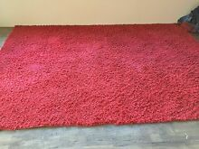 Red rug 2x3 Canning Vale Canning Area Preview