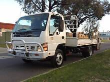 ISUZU NPR 400 Tray Top & drop sides Seville Grove Armadale Area Preview