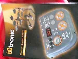 Electronic drums Dtronic Q-5 plus Liverpool Liverpool Area Preview