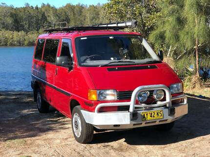 VW Transporter Campervan (1995) - Duel fuel 'Trekka' 1 YEAR REGO Frenchs Forest Warringah Area Preview