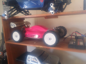Brushless rc buggy Oonoonba Townsville City Preview