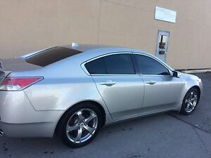 2009 Acura TL SH-AWD Tech Package