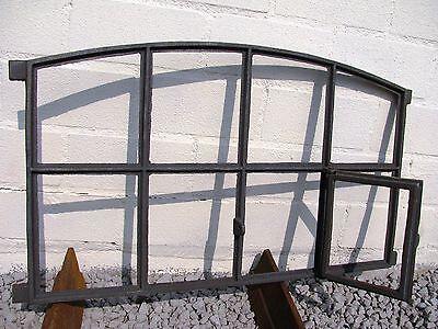 Neu !! Gussfenster, Stallfenster mit Tür, Lüftung