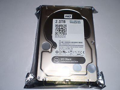 Внутренний жесткий диск Western Digital WD2003FZEX