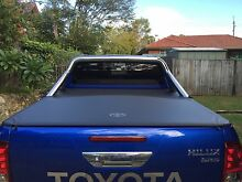 HILUX Soft Tonneau Cover and Sports Bar Epping Ryde Area Preview