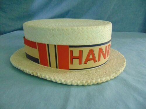 Ed Hanrahan Chicago Political Memorabilia 1968-72 Autographed  Campaign Hat