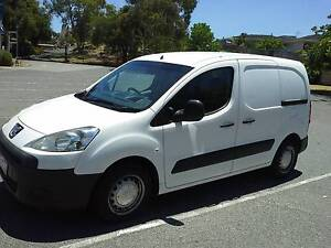2008 Peugeot Partner Van/Minivan Diesel Manual Malaga Swan Area Preview