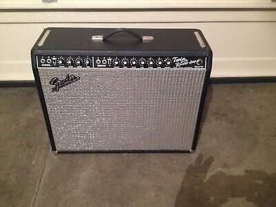 Fender '65 Twin Reverb Guitar Amplifier AB763