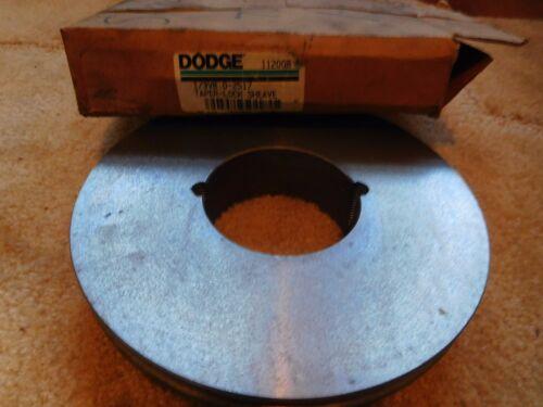 Dodge Taper-Lock Sheave 112008 4x3V8 0-2517