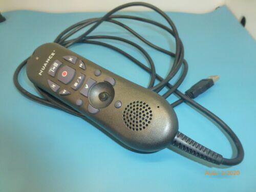 NUANCE 0POWM2N-005 PowerMic II Physician Dictation Microphone