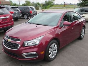 2015 Chevrolet Cruze 1LT back up camera!