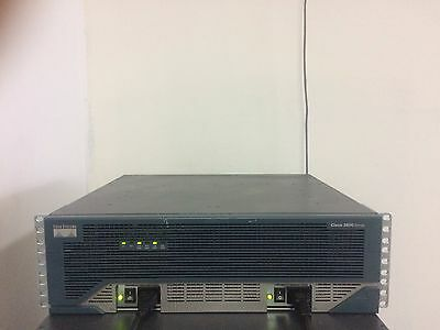 Cisco 3825 Security Router 15.1 IOS CCNA//CCNP CISCO3825-SEC//K9-1 Year Warranty