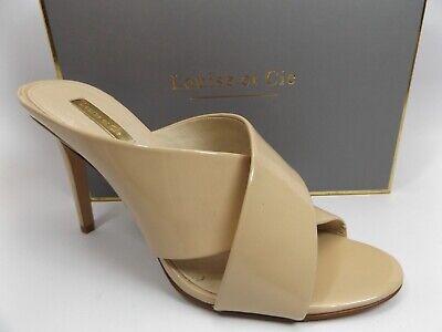 Louise et Cie Womens Halloway2 Angel Food Soft Cow Patent Heels SZ 8.5 M, D11606 ()