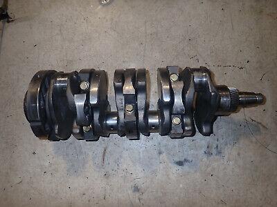 Caterpillar Cat 3024c Diesel Engine Crankshaft 308-1852 Skid Steer 249d 239d 228