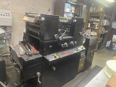 Ryobi 3302 Offset Press 2 Color