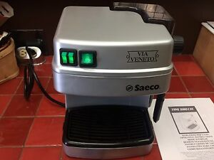 Machine espresso Saeco Via Veneto