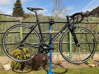Kinesis Aithein EVO Aluminium Road Bike Size 50 Anodized Black