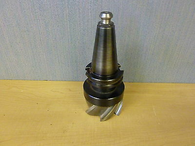 Kennametal Cv40sm125212 Tool Holder With End Face Mill Cutter 12034