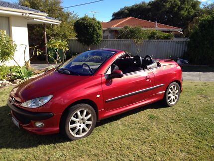 Peugeot 206 cc South Fremantle Fremantle Area Preview