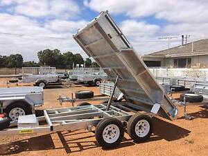 HYDRAULIC TIPPING TRAILER - 3500KG Picton Bunbury Area Preview