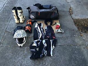 MX Gear and Gear Bag Neutral Bay North Sydney Area Preview