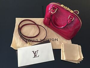 Preowned Louis Vuitton Alma BB Indian Rose Stretton Brisbane South West Preview