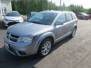 2017 Dodge Journey 2017 Dodge Journey - AWD 4dr GT