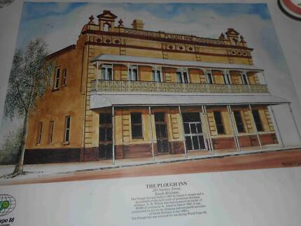 Expo 88 Prints by F.Webb Redbank Ipswich City Preview