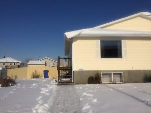 Spacious 3 Bedroom House For Rent, Wetaskiwin