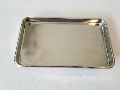 Instruments Tray Surgical Medical Equipment Dental Ent10x6x34