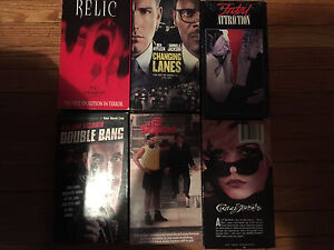 140 VHS Movies, film of year, action ask 1.00 or BO takes all London Ontario image 10