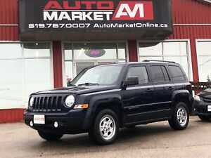 2014 Jeep Patriot Sport/North, 4x4, WE APPROVE ALL CREDIT