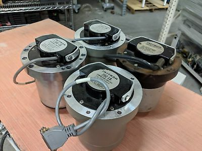 Instron Tension Tester Clamps And Load Cells