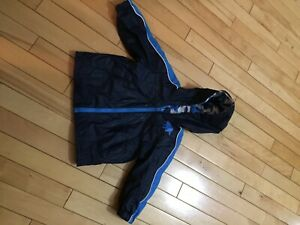 Reversible boys size 2 spring jacket