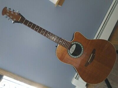 Ovation Acoustic Electric guitar 1861 USA