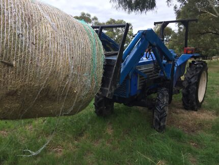 Tractor with loader Seville East Yarra Ranges Preview